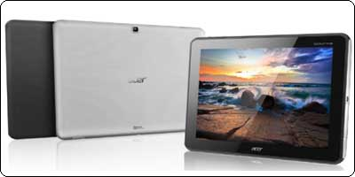 Promo : Tablette Acer Iconia Tab A700 32Go à 405.43€