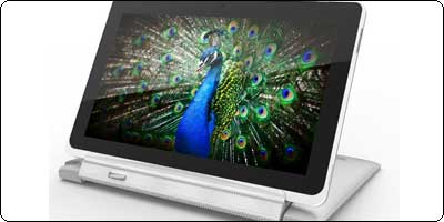 Acer Iconia W510 : Une tablette/netbook 10 pouces sous Windows 8