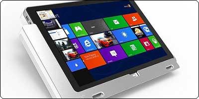 Acer Iconia W700 : Une tablette 11.6 pouces avec dock sous Windows 8