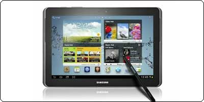 La Samsung Galaxy Note 10.1 Wifi 16Go en stock à 499€ chez Pixmania