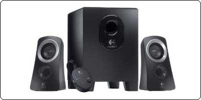 Promo : Une système audio Logitech Z313 2.1 à 22.89€