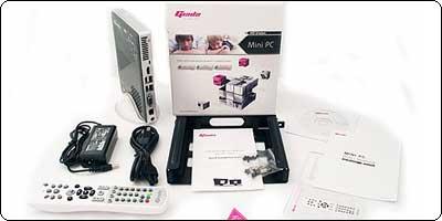 SOLDES : Un nettop Giada i50 i5-430UM / 2Go / 500Go / USB 3.0 à 349€