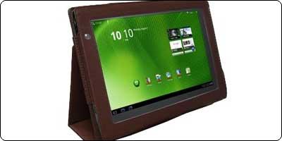 Promo : Acer A500/A501 : Une housse pour Iconia Tab en cuir à 2.99€