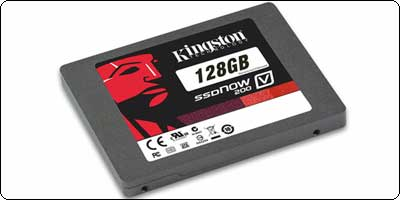 PROMO SSD : Un 128Go Kingston V200 2.5 pouces à 69.99€