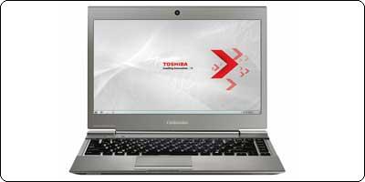 "SOLDES : L'Ultrabook Toshiba Z830 13.3"" / Core i5 / 4Go / 128Go à 799€"