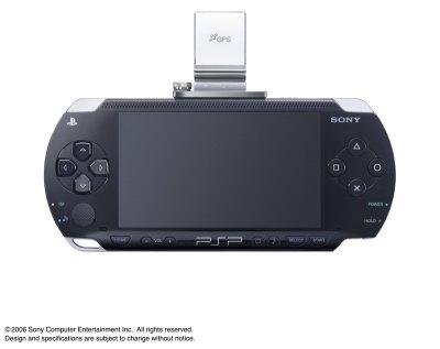 Module GPS sur PSP