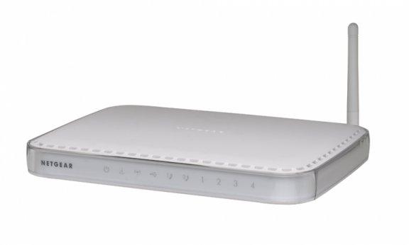 Le modem routeur Wi-Fi de Numericable et Netgear