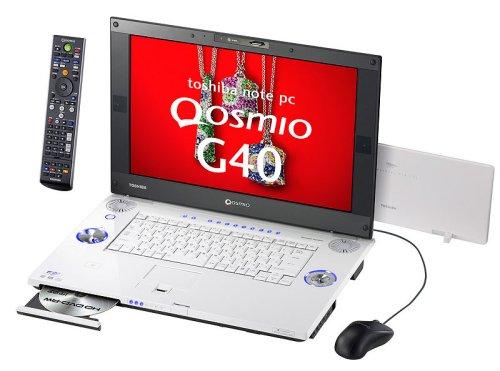 Le Qosmio G40 de Toshiba