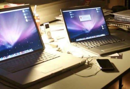 Le macbook 13 pouces d'Apple ?