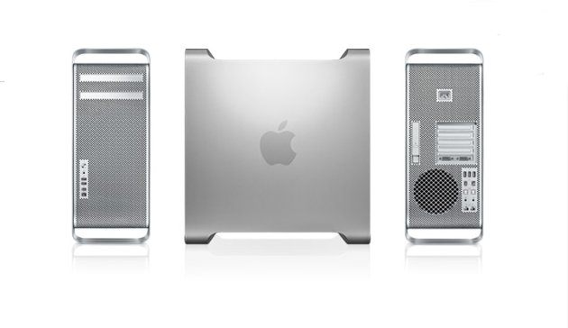 Le nouveau Mac Pro à processeurs Intel Penryn