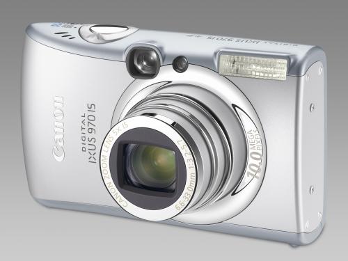 Le Digital Ixus 970 IS