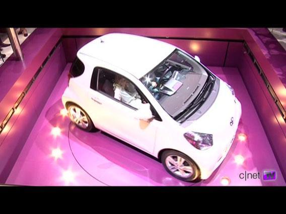 Salon de Genève : Vidéo de la Toyota IQ}