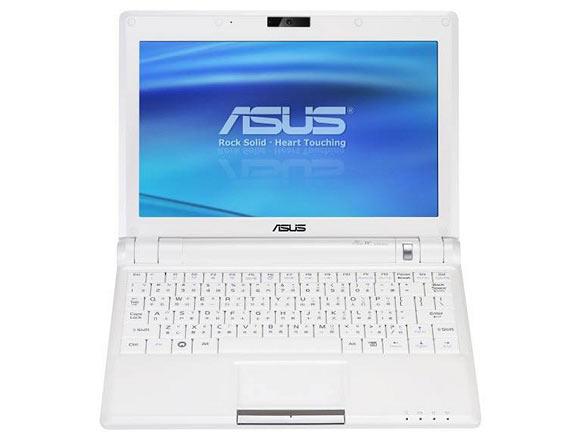 PC portable Eee PC 900 de face