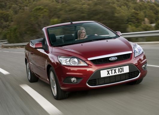Nouvelle Ford Focus CC