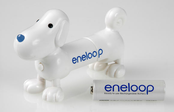sanyo eneloop piles rechargeables