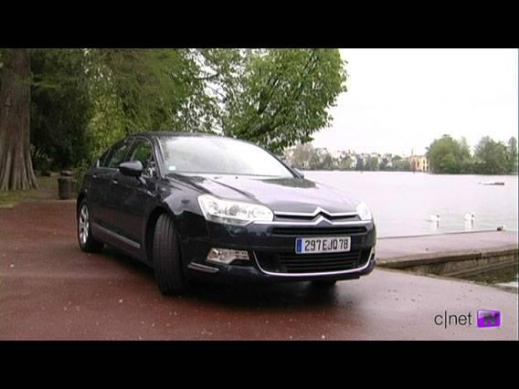 Vidéo : essai de la nouvelle Citroën C5}