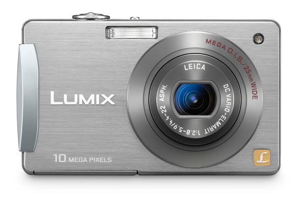 appareil photo numerique compact panasonic