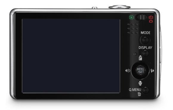appareil photo numerique panasonic ecran
