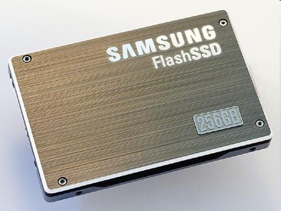 Disque SSD 256 Mo Samsung