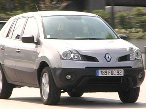 Essai vidéo : Renault Koleos}