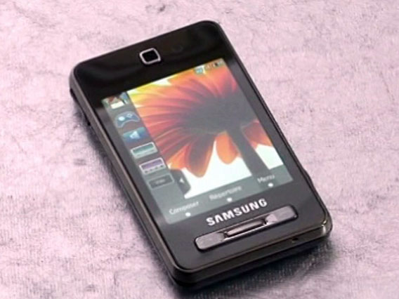 Samsung Player Style F480