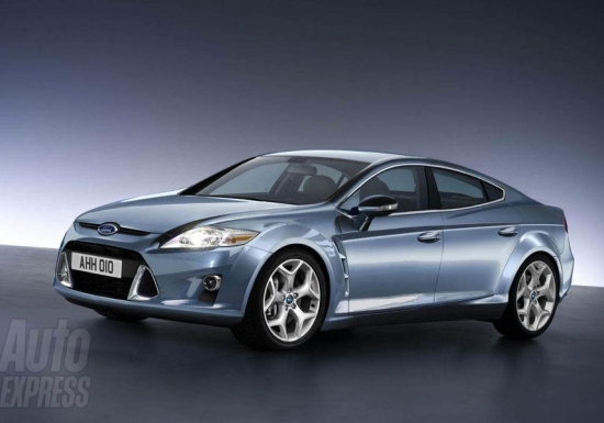 Ford Mondeo Coupe