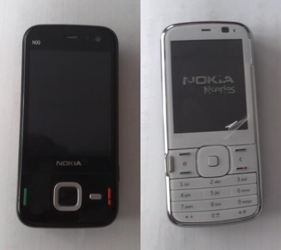 Nokia N85 et N79