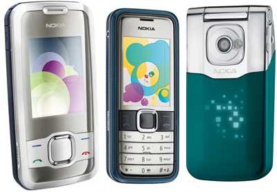 Nokia Supernova 7610 7310 7510