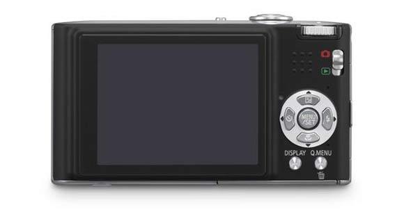appareil photo compact grand angle panasonic fx35