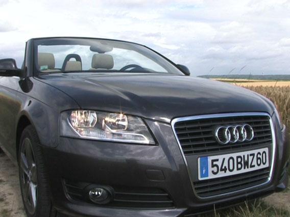 Audi A3 cabriolet}