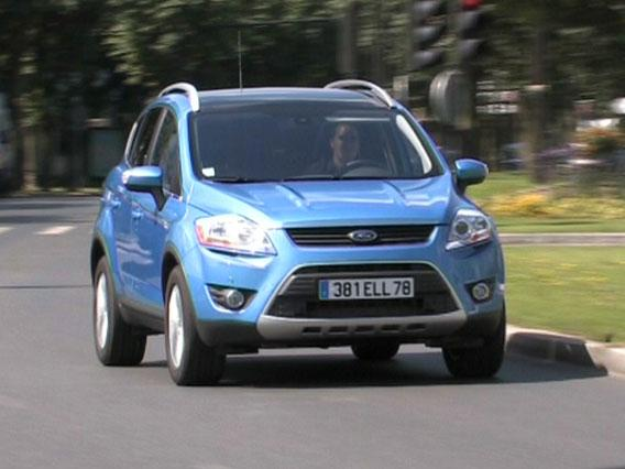 Ford Kuga cartech}
