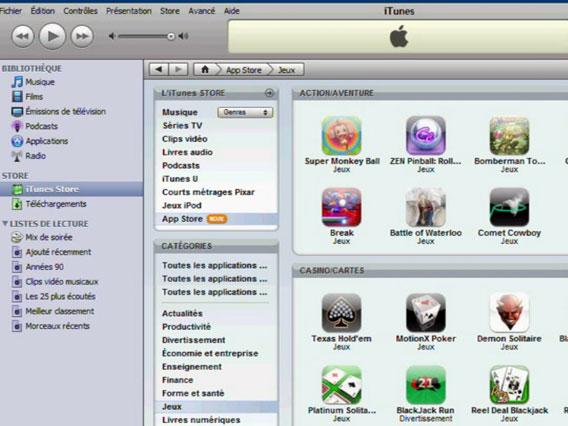 L'App Store en vidéo}