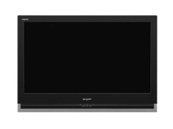 tv sharp aquos full hd 37d65e
