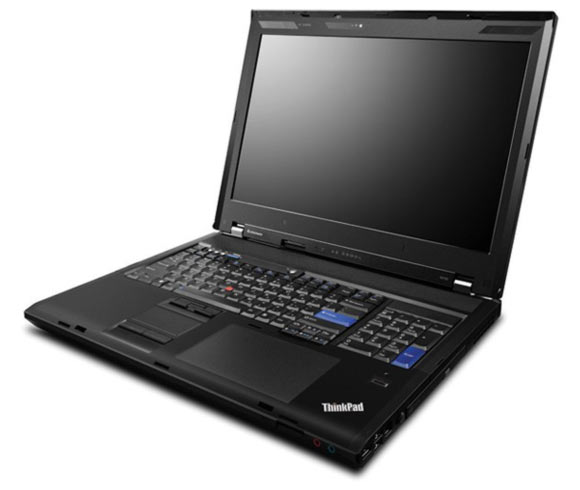 pc portable lenovo thinkpad w700