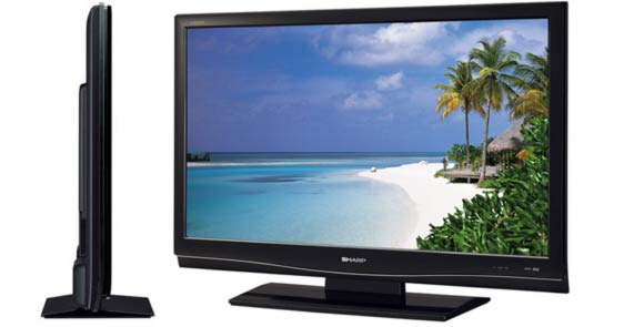 tv lcd full hd sharp 42 pouces