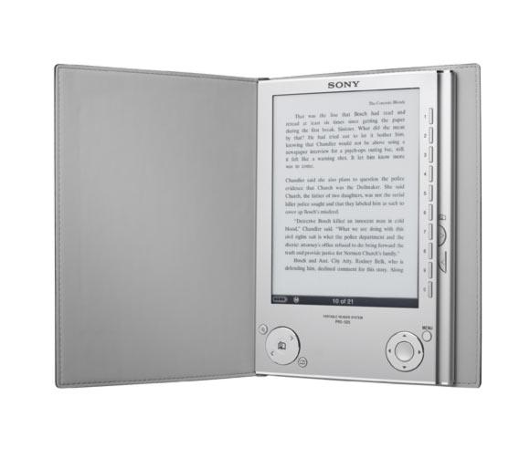 livre electronique sony reader