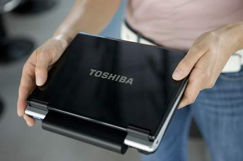 Toshiba retraité du monde des PC portables