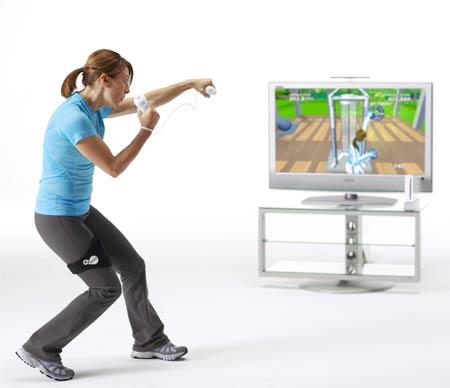 EA Active pour Nintendo Wii