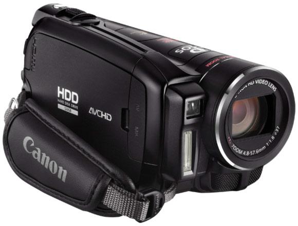 camescope avchd canon hg21
