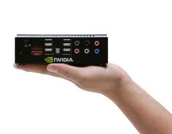 Nvidia Ion platform pour les Netbooks