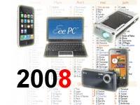 Rétro 2008 : les faits marquant d'une année de technologie