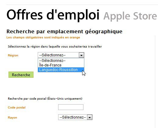 Apple Store Paris Montpellier