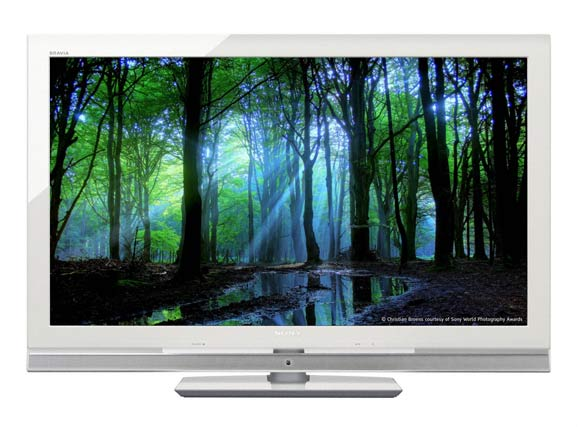 sony tv lcd eco 40we5w