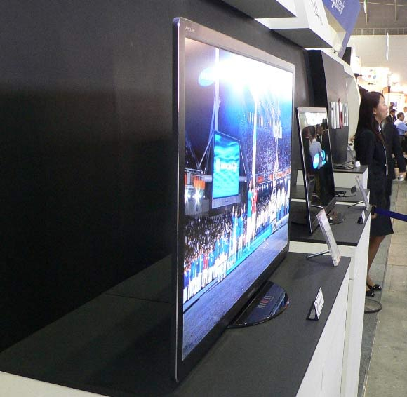 tv oled samsung 40 pouces