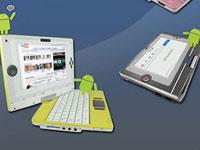 Le premier netbook sous Android arriverait en août