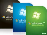 Windows 7 : premier déballage des offres de précommande
