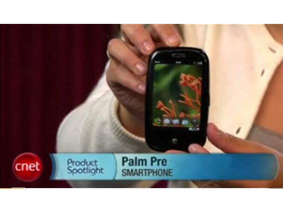 Palm Pre : test en video