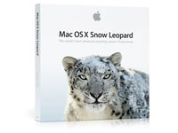 Mac OS X mis à jour en version 10.6.8 pour préparer l'arrivée de Lion