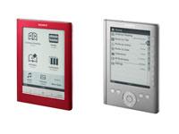 Reader Pocket et Touch, les 2 nouveaux livres numériques de Sony