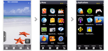 Application Store de Samsung